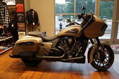 New 2020 Indian® Motorcycle Challenger Dark Horse