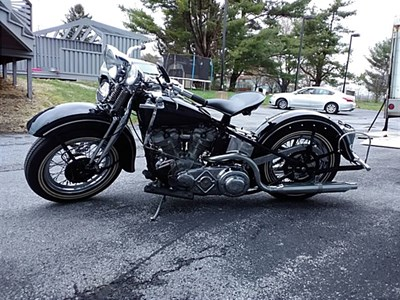 Used 1937 Harley-Davidson® Special Sport Solo