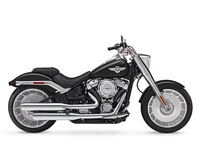 Used 2018 Harley-Davidson® Softail® Fat Boy®