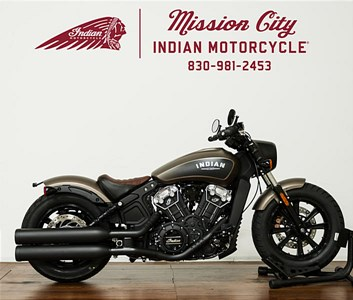 New 2019 Indian® Scout® Bobber