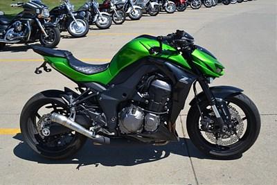 Used 2015 Kawasaki Z1000 ABS
