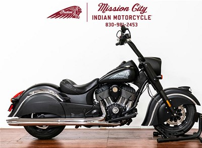 Used 2017 Indian® Chief® Dark Horse®