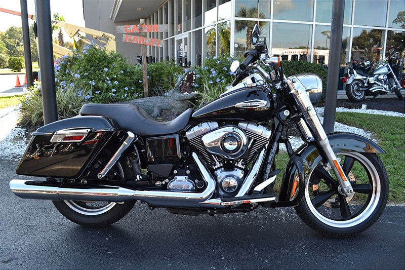 Photo of a 2015 Harley-Davidson® FLD Dyna® Switchback™