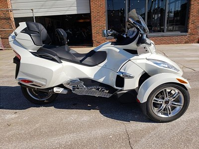 Used 2011 Can-Am Spyder RS