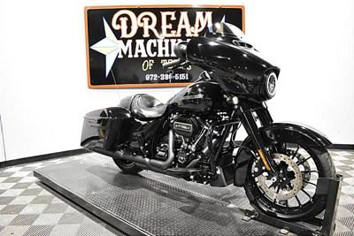 Used 2018 Harley-Davidson® Street Glide® Special