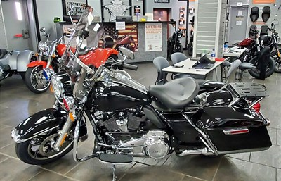 New 2020 Harley-Davidson® Road King Police