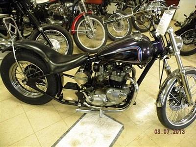 Used 1970 Triumph Bonneville