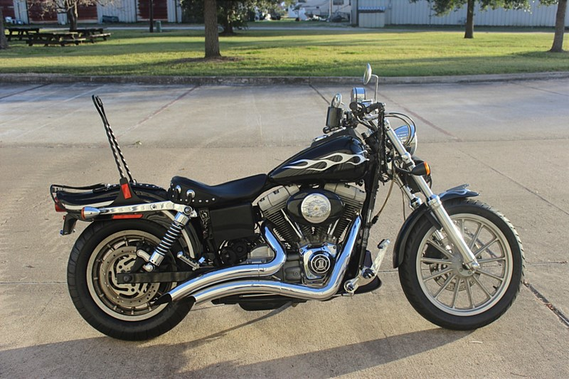 Photo of a 2003 Harley-Davidson® FXD Dyna® Super Glide®