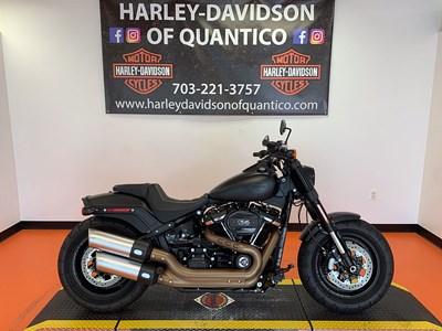 Used 2018 Harley-Davidson® Softail® Fat Bob® 114