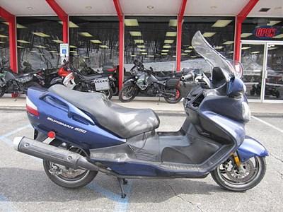 Used 2005 Suzuki Burgman 650