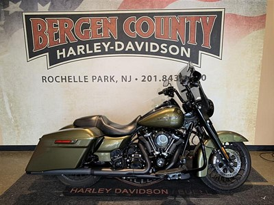 Used 2017 Harley-Davidson® Road King® Special