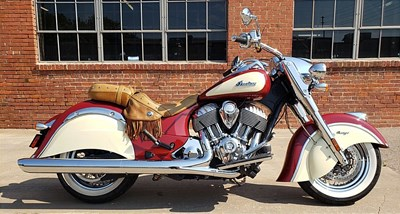 New 2015 Indian® Motorcycle Chief® Vintage