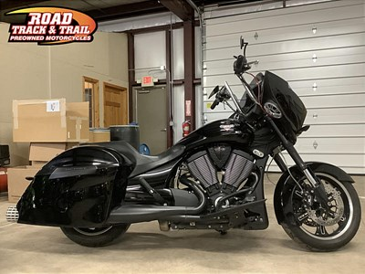 Used 2015 Victory Cross Country 8-Ball™