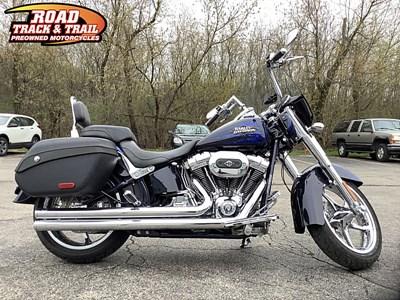 Used 2012 Harley-Davidson® CVO™ Softail® Convertible