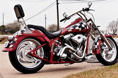 Used 2002 American IronHorse Thunder