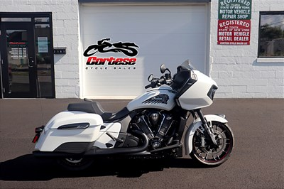 Used 2020 Indian® Motorcycle Challenger Dark Horse