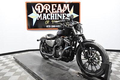 Used 2014 Harley-Davidson® Sportster® Iron 883™