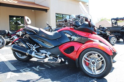 Used 2009 Can-Am Spyder GS SM5
