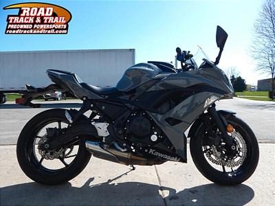 Used 2018 Kawasaki Ninja® 650 ABS