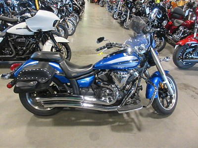 Used 2009 Yamaha V-Star 950