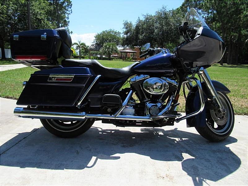 Photo of a 1999 Harley-Davidson® FLTR/I Road Glide®