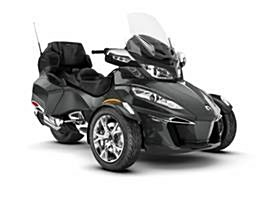 New 2019 Can-Am Spyder RT Limited Chrome