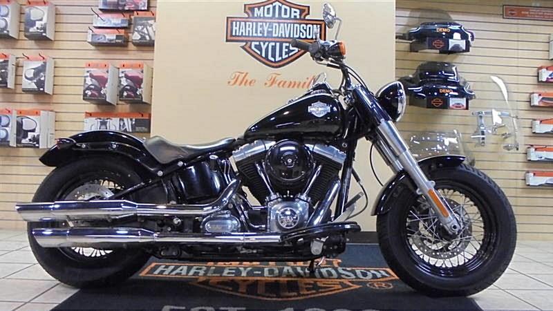 Photo of a 2015 Harley-Davidson® FLS Softail® Slim®