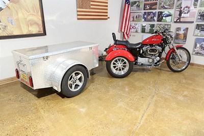 Used 2002 Harley-Davidson® Custom Trike