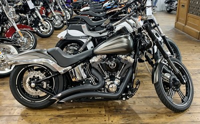 Used 2010 Harley-Davidson® Softail® Custom