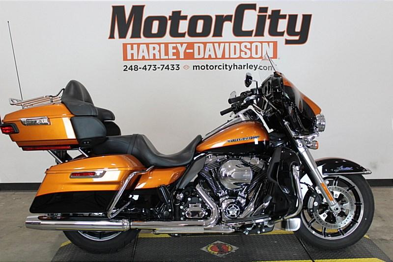 2016 Harley Davidson Flhtkl Electra Glide Ultra Limited