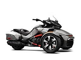 Used 2016 Can-Am Spyder® F3-T 6-Speed Manual (SM6)