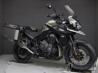 Used 2020 Triumph Tiger 1200
