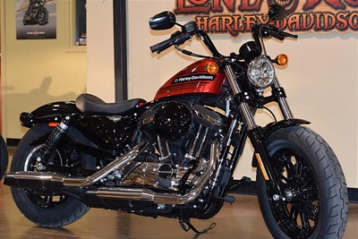 New 2019 Harley-Davidson® Sportster® Forty-Eight® Special