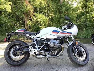 Used 2017 BMW R nineT