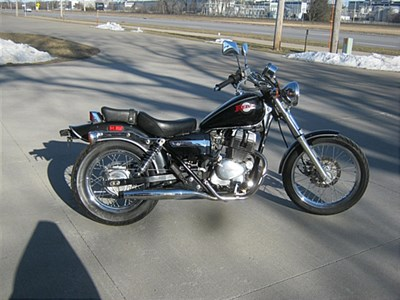 Used 2008 Honda® Rebel