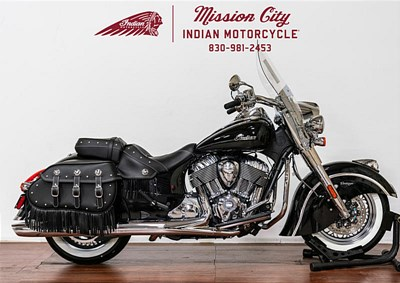 New 2019 IndianR ChiefR Vintage