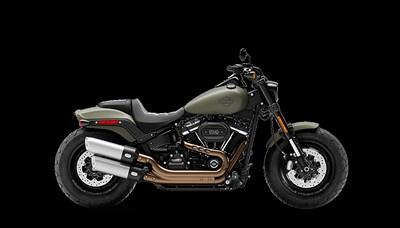 New 2021 Harley-Davidson® Fat Bob® 114