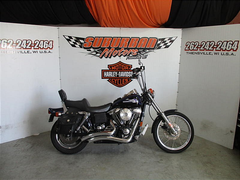 Photo of a 1995 Harley-Davidson® FXDWG Dyna® Wide Glide®