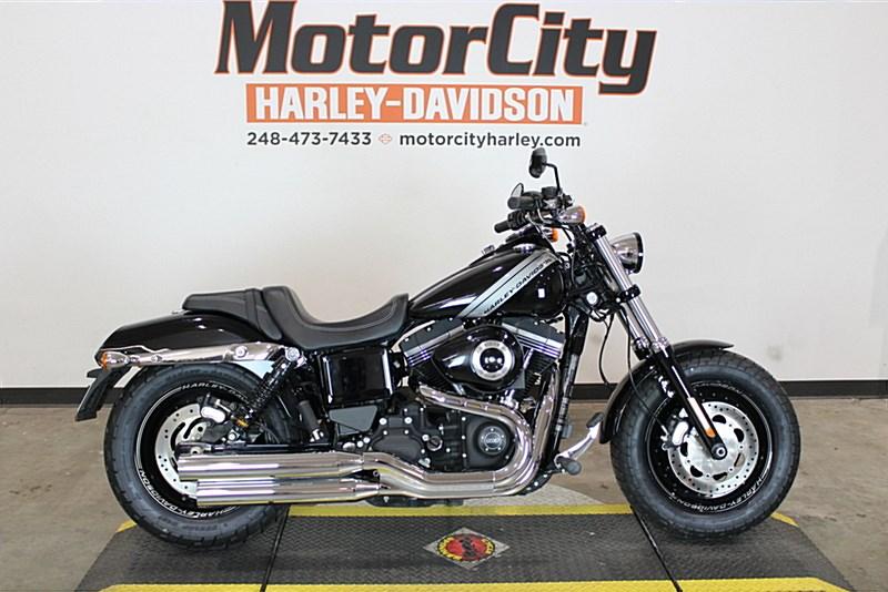 2015 Harley Davidson Fxdf Dyna Fat Bob Vivid Black