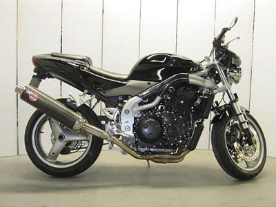 Used 2004 Triumph Speed Triple