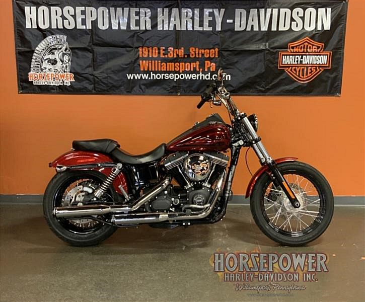 Photo of a 2017 Harley-Davidson® FXDB Dyna® Street Bob®