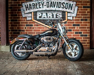 Used 2013 Harley-Davidson® Sportster® 1200 Custom 110th Anniversary