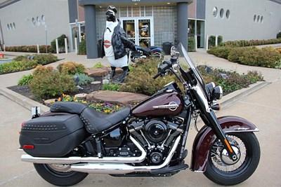 New 2018 Harley-Davidson® Softail® Heritage Classic