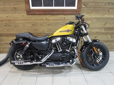 Used 2019 Harley-Davidson® Sportster® Forty-Eight®