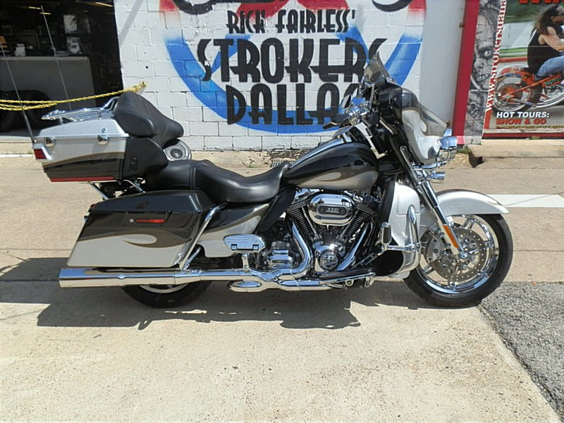 Harley Cvo Dealer Dallas Tx >> 2013 Harley-Davidson® FLHTCUSE8 CVO™ Ultra Classic® Electra Glide® (GREY), Dallas, Texas (743019 ...
