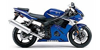 Photo of a 2004 Yamaha YZF-R6