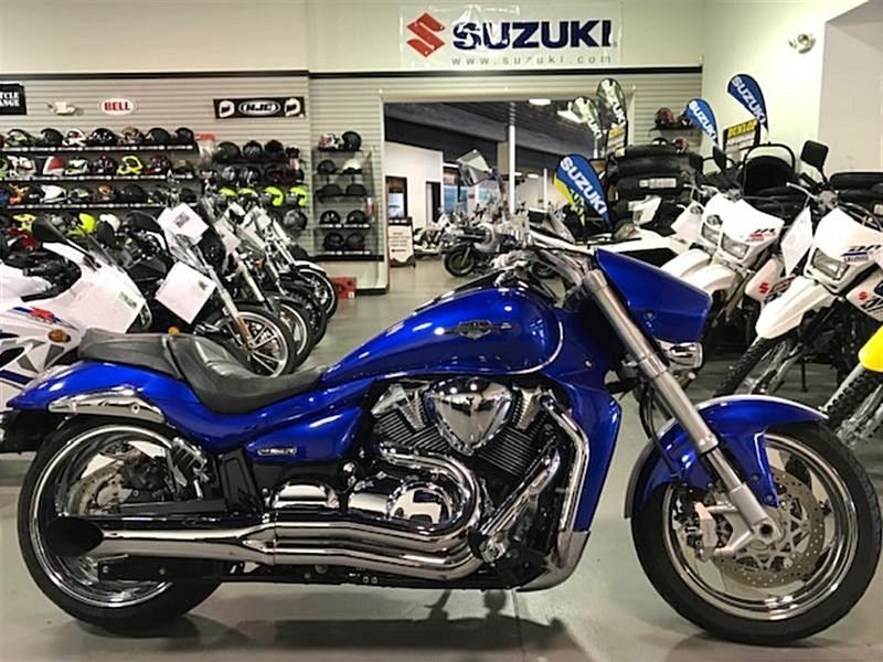 Photo of a 2007 Suzuki VZR1800 Boulevard M109R