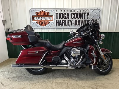 Used 2016 Harley-Davidson® Ultra Limited® Firefighter/Peace Officer