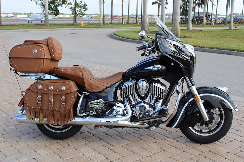 Photo of a 2017 Indian®  Roadmaster™