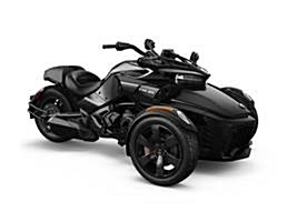 New 2019 Can-Am Spyder F3